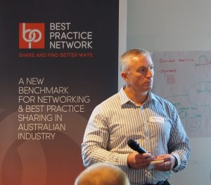 Gareth Brown, Best Practice Network NSW