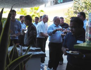 Networking Outside
