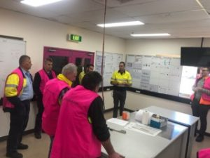 Prysmian Group NSW - First Steps in Site Transformation - 27 July 2017