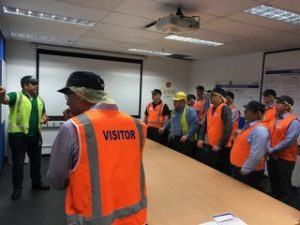 CUB - Sustainable Visual Management - 14 Sep 2017 QLD