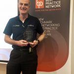 Congratulations David Stannard - 2019 Best Practice Networker Award